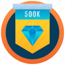banner, achievement, marker, badge, stamp, medallion, reward icon