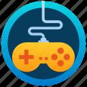 game controller, game equipment, game navigation, hardware device, joystick