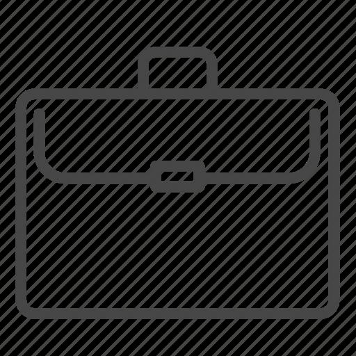bag, baggage, briefcase, luggage, valise icon
