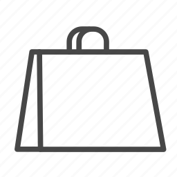 bag, baggage, luggage, product, shopping icon