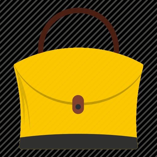 apparel, bag, baggage, beautiful, casual, cloth, little woman bag icon