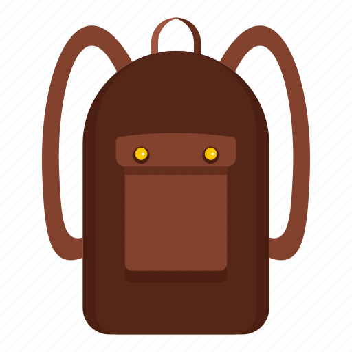 backpack, bag, book, case, child, drawstring, education icon