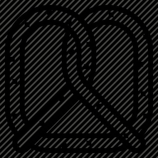 Bake, bread, dough, pretzel icon - Download on Iconfinder