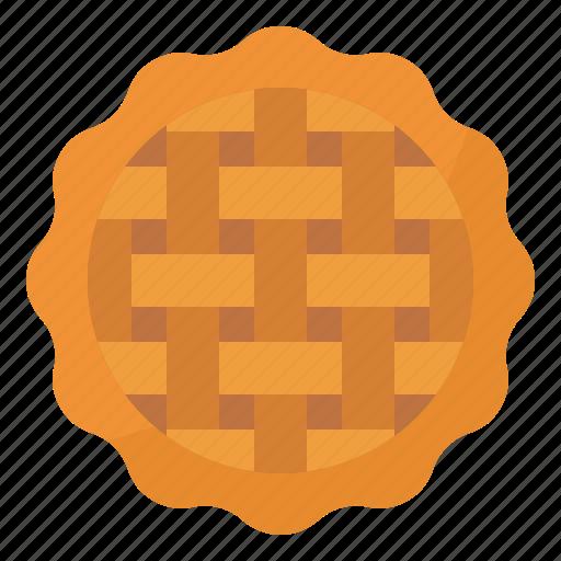 Bake, dessert, food, pie icon - Download on Iconfinder