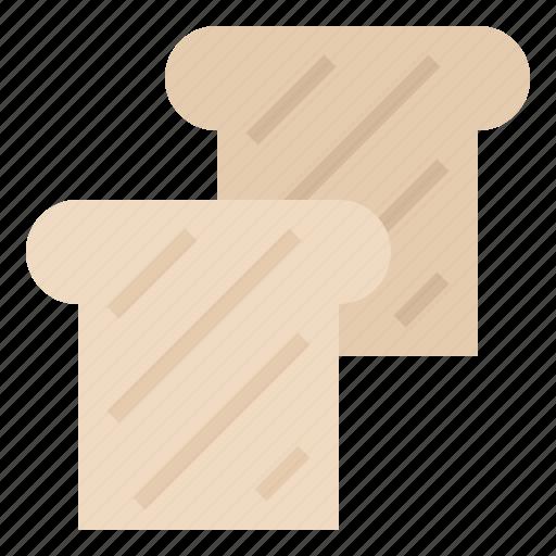 bake, bread, food, toast icon