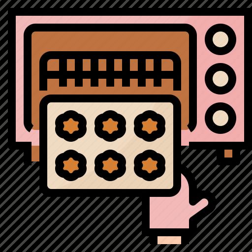 Bake, baking, cook, food icon - Download on Iconfinder