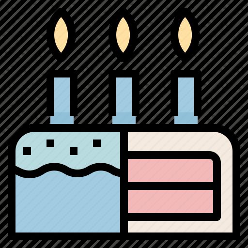Bake, bakery, birthday, cake icon - Download on Iconfinder