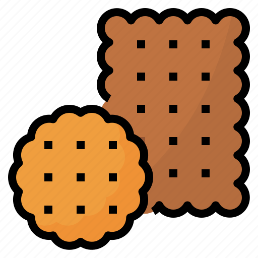 Bake, biscuits, crackers, food icon - Download on Iconfinder
