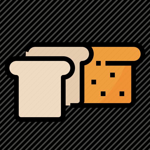 Bake, baking, bread, bun, wheat icon - Download on Iconfinder