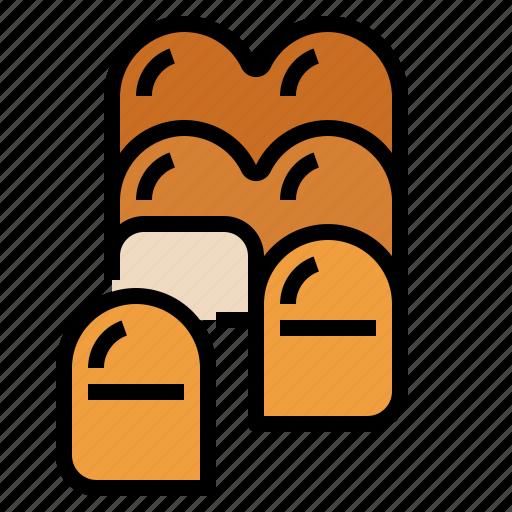 Bake, bakery, bun, food icon - Download on Iconfinder