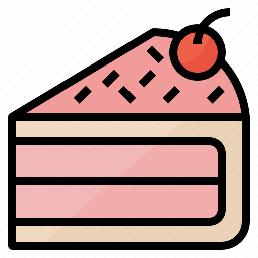 Bakery, cake, dessert, food icon - Download on Iconfinder