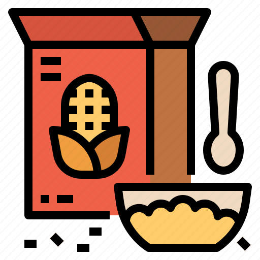 Breakfast, cereal, grain, wheat icon - Download on Iconfinder