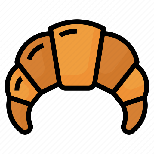 Bake, bakery, croissant, food, french icon - Download on Iconfinder