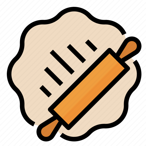 Bake, cooking, dough, food icon - Download on Iconfinder