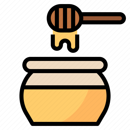Food, healthy, honey, sweet icon - Download on Iconfinder