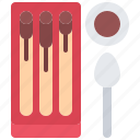 baker, bakery, bakeshop, churros, food icon