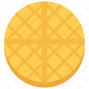 baker, bakery, bakeshop, food, wafer icon