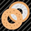 bagel, bake, beigel, food