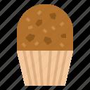 bake, dessert, food, muffin