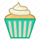 baking, cake, cupcake, food, patisserie, sweet, yumminky icon