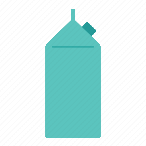 baking, carton, color, dairy, food, ingredients, milk icon