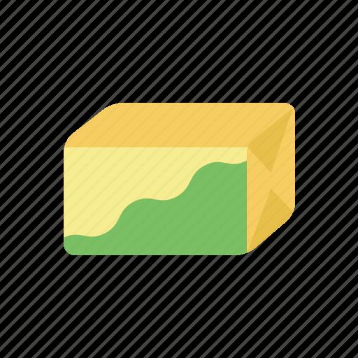 baking, butter, color, dairy, ingredients, lard, shortening icon