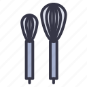 baking, tools, whisk, mixing, beating, cooking