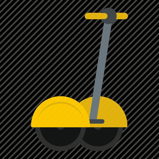 activity, electric, modern, segway, technology, transport, transportation icon