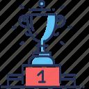 award, cup, trophy, win