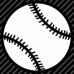 ball, baseball, game, play, sport icon