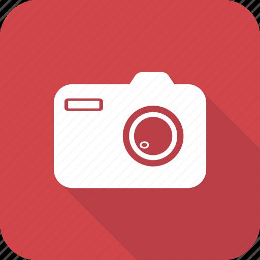 camera, digital, dslr, flash icon