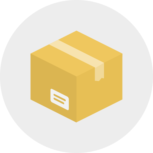 archive, box, bundle, cargo, delivery, package, products icon