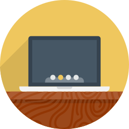 computer, device, laptop, mac, mac os, macbook, netbook, notebook, workplace icon