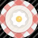food, fried egg, breakfast, egg
