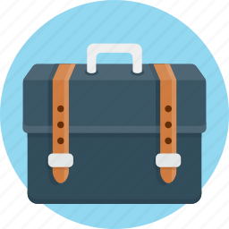 bag, briefcase, business, case, finance, suitcase icon
