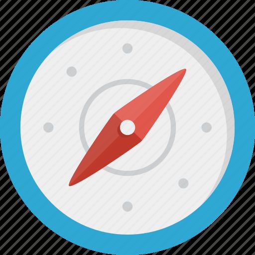 arrow, cartography, compass, course, direction icon