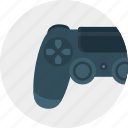 play, game, controler, dualshock, joypad icon