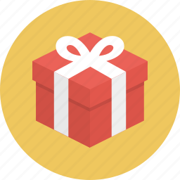 box, cristmas, gift, present, shopping icon