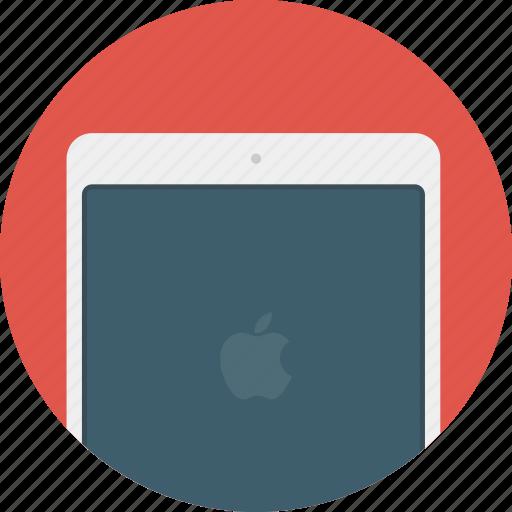 apple, device, ipad icon