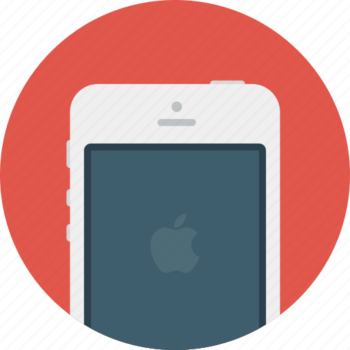 apple, device, iphone, mobile icon