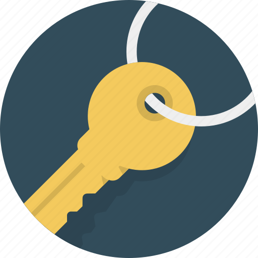 key, lock, open, password, secure icon