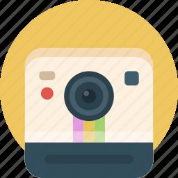 camera, image, instagram, picture, polaroid icon