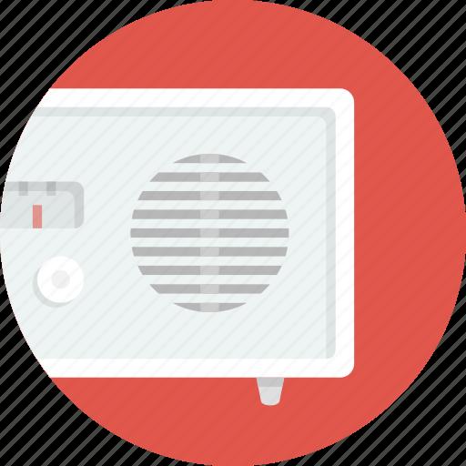 Radio, music, retro, vintage, stations icon