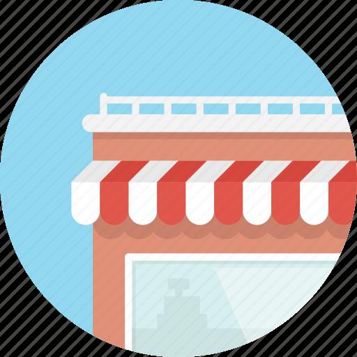 Shop, marketplace, shopping, house, store, ecommerce, market icon
