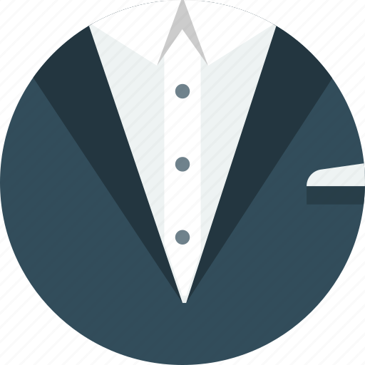 agent, business, clothes, consult, costume, fashion, suit icon