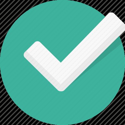 accept, check, checkbox, checkmark, ok, success, tick, yes icon