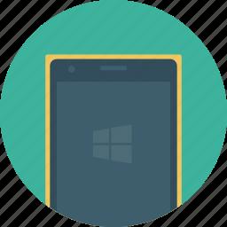 device, mobile, phone, smartphone, windows icon