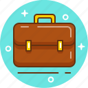 bag, briefcase, business, portfolio icon