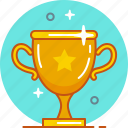 achievement, cup, prize, trophy, victory icon