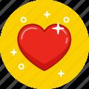 favorite, health, heart, like, love, medical icon
